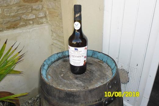 production Calvados Banville